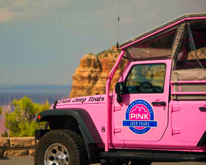 Sunset Jeep Tour Grand Canyon South Rim, Grand Finale Tour - 2 Hours