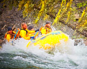 Whitewater Rafting Jackson Hole, Snake River - 3 Hour Super Small Boats