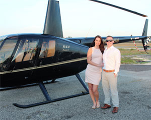 Helicopter Ride Jacksonville, TPC Sawgrass Golf Course Tour (*3rd passenger rides free!) - 20 Minutes