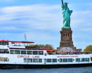 New York City Cruise, Pier 83 Midtown - 1 Hour 30 Minutes (Highlights and Statue of Liberty!)