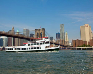New York City and Brooklyn Cruise, Pier 83 Midtown - 2 Hours