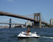 Jet Ski Tour New York City, Total NYC - 3 hours