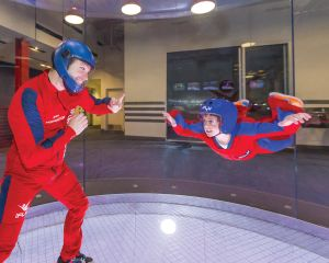 Indoor Skydiving Tampa - Earn Your Wings