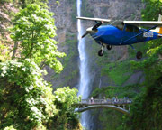 Scenic Plane Tour Portland, Columbia River - 45 Minutes (Three People Fly for the Price of One!)