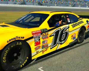 NASCAR Drive, 5 Minute Time Trial - Daytona International Speedway