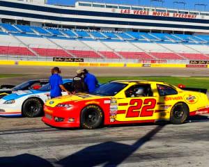 NASCAR  Ride, 3 Laps - Las Vegas Motor Speedway
