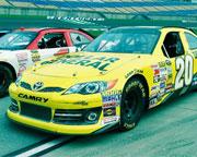 NASCAR  Ride, 3 Laps - Indianapolis  Motor Speedway