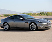 Aston Martin Vanquish 5 Lap Drive - Arizona Motorsports Park