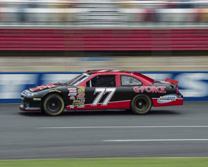 NASCAR Drive, 5 Minute Time Trial - Indianapolis Motor Speedway