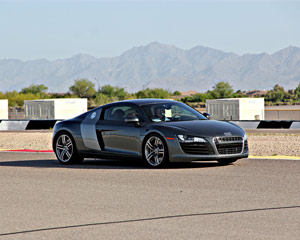 Audi R8 3 Lap Drive - Willow Springs Raceway Los Angeles
