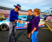 NASCAR  Ride, 3 Laps - Homestead Miami Speedway