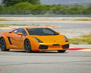 Lamborghini Gallardo 3 Lap Drive - Houston Grandsport Speedway