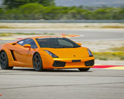 Lamborghini Gallardo 3 Lap Drive - Willow Springs Raceway Los Angeles