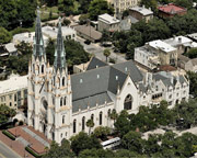 Helicopter Ride Savannah, Historic City & Fort Jackson Tour - 13 Minutes