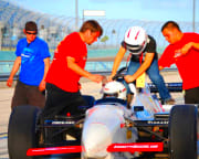 INDY-STYLE CAR Ride, 3 Laps - Auto Club Speedway