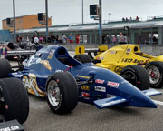 INDY-STYLE CAR Ride, 3 Laps - Gateway Motorsports Park