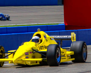 INDY-STYLE CAR Drive, 5 Minute Time Trial - Atlanta Motor Speedway