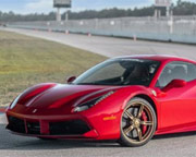 Ferrari 488 GTB 3 Lap Drive, Autobahn Country Club - Chicago