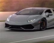 Lamborghini Huracan 3 Lap Drive - Driveway Austin Motorsports Track