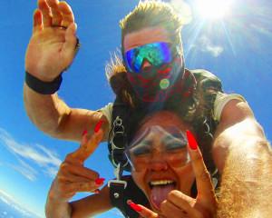 Skydive Oahu - 10,000ft Jump