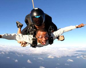 Skydive Oahu - 14,000ft Jump