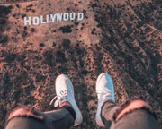 Los Angeles Doors Off Helicopter Photo Experience - 30 Minutes