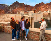 Jeep Tour Grand Canyon West Rim and Hoover Dam - Full Day (Includes Hotel Shuttle)