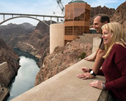 Jeep Tour Hoover Dam, Top To Bottom - Half Day Land and River Tour (Includes Vegas Hotel Shuttle)