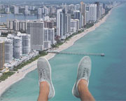 Miami Doors Off Helicopter Photo Experience - 12 Minutes