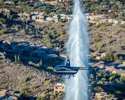 Helicopter Ride Mesa, Fountain Hills, Desert Mountains and Lakes Tour - 30 Minutes