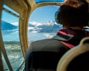 Helicopter Ride Anchorage, Mountains and City Tour - 30 Minutes (Anchorage Hotel Transfer Included!)