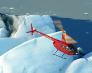 Helicopter Ride Anchorage, Knik Glacier Tour with Landing - 90 Minutes (Anchorage Hotel Transfer Included!)