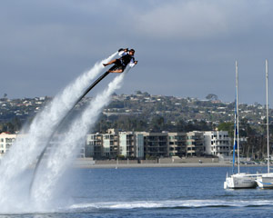 Jetpack San Diego - 20 Minute Flight