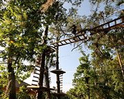 Zipline & Treetop Adventure Course Orlando, Sanford - 3 Hours