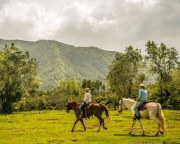 Horseback Ride and Mountain Pool Adventure, Kauai - 2 Hour