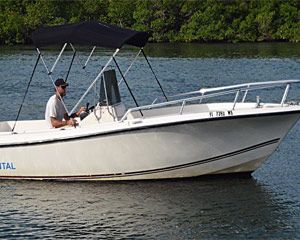 Private Key West Fishing Boat Rental - Full Day (Up to 6 Passengers)