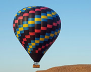 Hot Air Balloon Ride Las Vegas - 1 Hour Flight (FREE SHUTTLE from Vegas Strip Hotels)