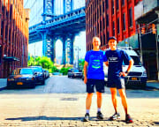 New York City Running Tour, Brooklyn Bridge - 90 Minutes