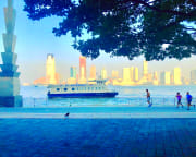 New York City Running Tour, Hudson River - 90 Minutes