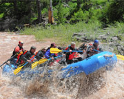 Whitewater Rafting Jackson Hole, 8 Mile Class III Adventure - 3 Hours