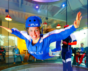 Indoor Skydiving New Jersey, Paramus - Earn Your Wings