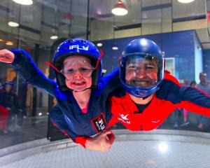 Indoor Skydiving Atlanta - Earn Your Wings