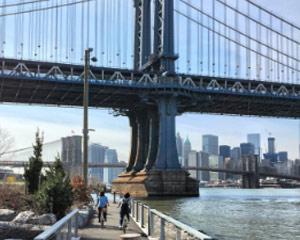 New York City Bike Tour, Brooklyn Waterfront - 4 Hours