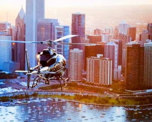 Helicopter Pilot Experience Chicago - 30 Minutes