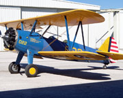 Biplane Scenic Flight St. Petersburg and Tampa - 20 Minute Flight