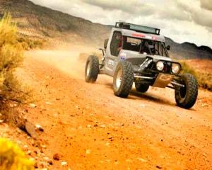 Off-Road RZR Drive Mojave Desert, Las Vegas - Half Day with Passenger