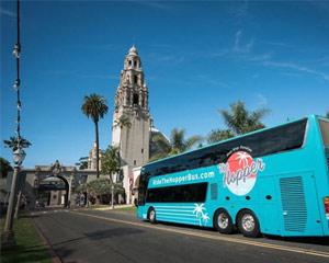 San Diego Bus Tour, 2 Day Hop-On Hop-Off Tour
