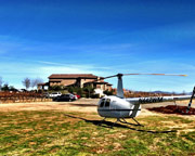 Private Helicopter Ride Temecula Valley  - 15 Minutes
