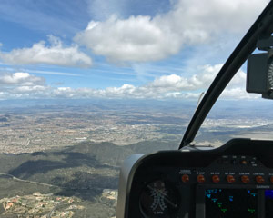 Private Helicopter Ride Temecula Valley - 1 Hour