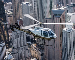 Helicopter Ride Chicago - 15 Minutes